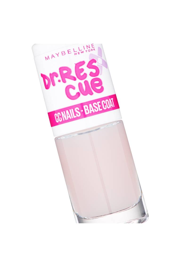 Base correctrice de couleur Dr Rescue CC Nails Base Coat
