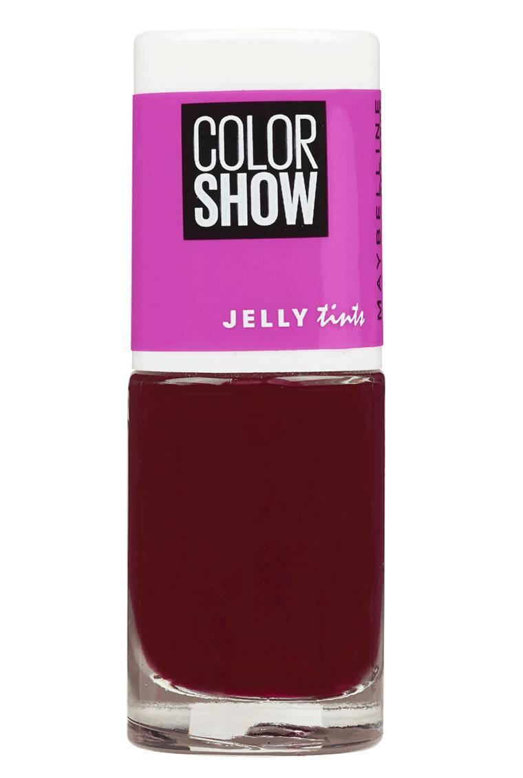 طلاء الأظافر Color Show Jelly Tints