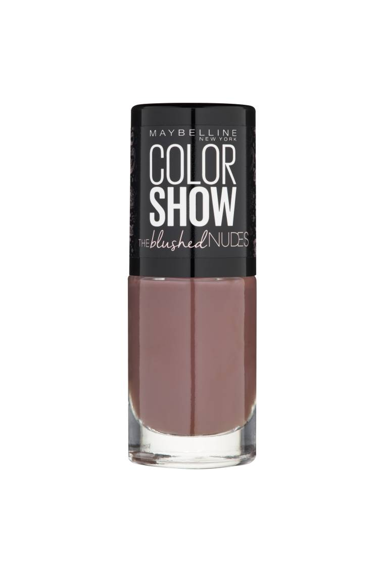 Vernis à ongles Colorshow The Blushed Nudes